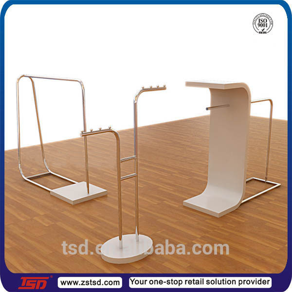source tsdm383 custom hot sale clothes display stand for shopmetal clothes rackshop furniture garment display on malibabacom - Metal Clothes Rack