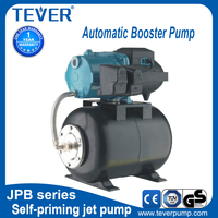 NEW style self priming jet pump with pressure tank