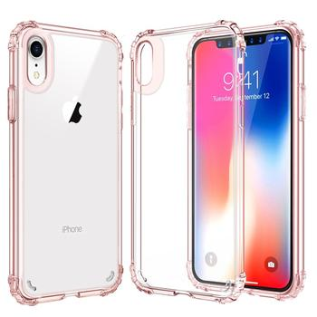 iphone xs max case clear shockproof