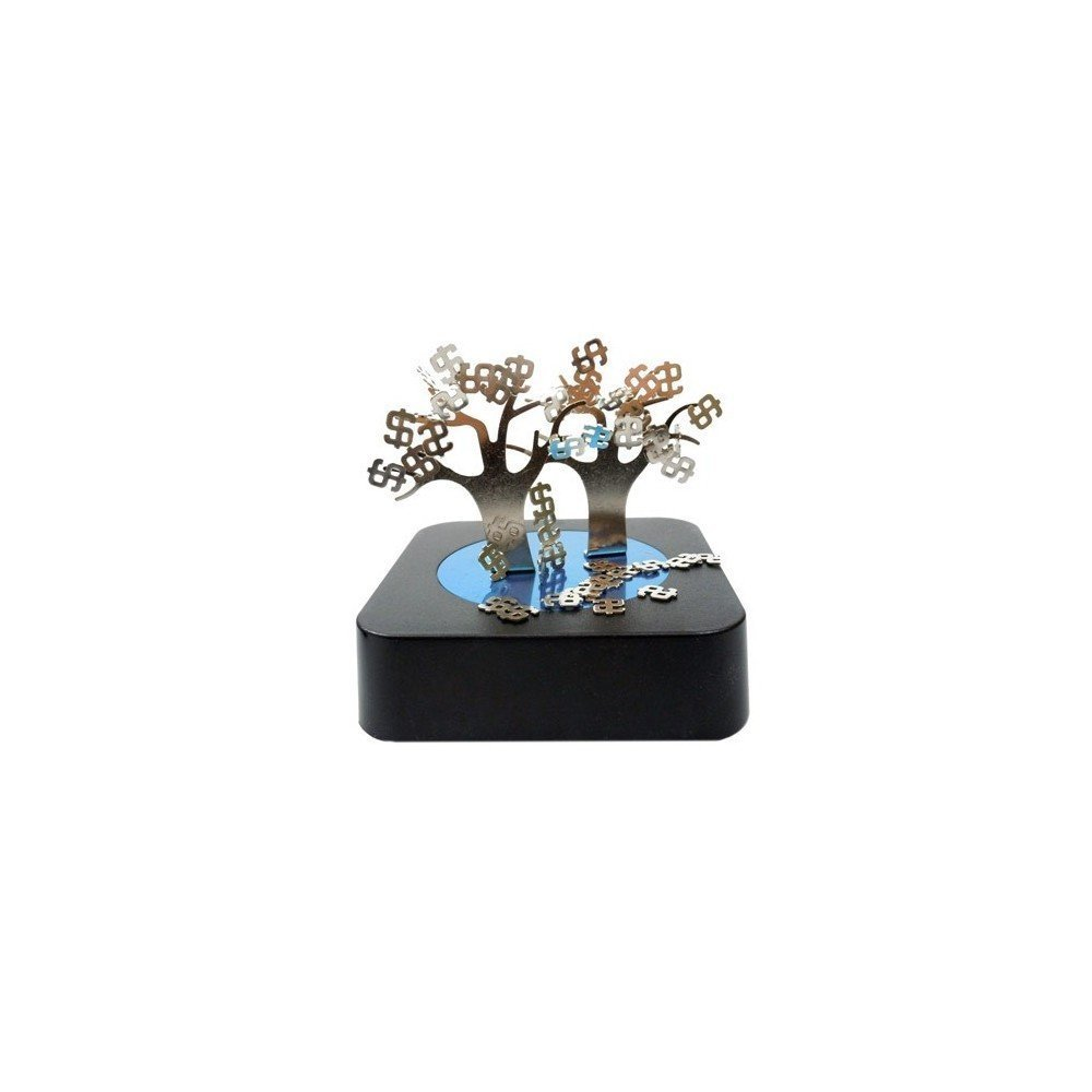 Magnetic Sculpture Money Tree