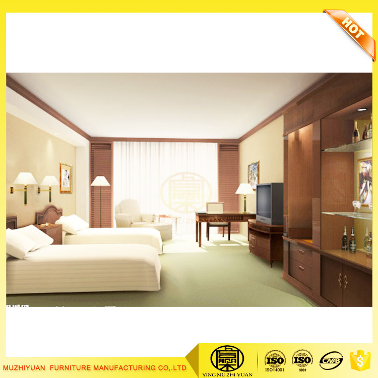 foshan european style 5 star hotel bedroom furniture supplier