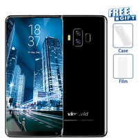 Original VKworld S8 4G Mobile Phones Android 7.0 4GB+64GB Octa Core Smartphone Dual Back Cameras 5.99 inch 18:9 1080P Cell Phone