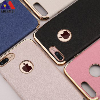 new arrival afcc8 fc162 2017 New Arrival 3-staged-plated Leather Luxury Case For Iphone 7 Plus -  Buy Luxury Leather Case For Iphone 7 Plus,For Iphone 7 Plus Leather  Case,For ...