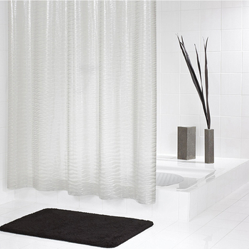 Shower Curtain With Matching Window Curtainpeva 3g Shower Curtain