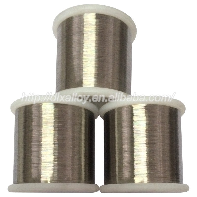 Bare 0Cr25Al5 Heating Element Resistant Wire