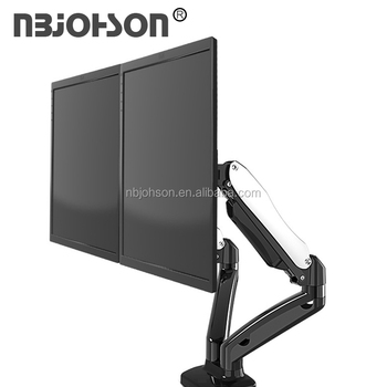 2018 Metal Mount swivel single adjustable monitor stand monitor arm