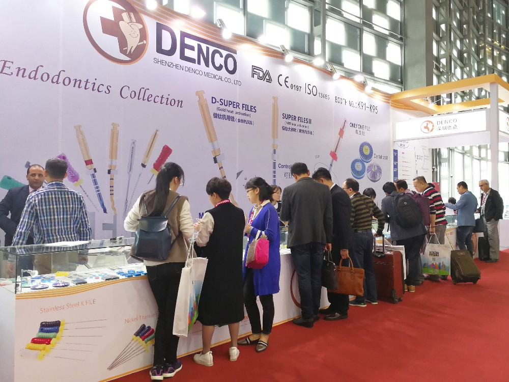 DENCO Dental Barbed Broaches ,  Dental handuse files Endodontic files endo Products