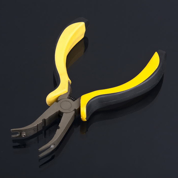 New Ball Head Disassembly Clamp RC Tools Multi Plier Types Mini Plier for RC Helicopter Plane Car Yellow