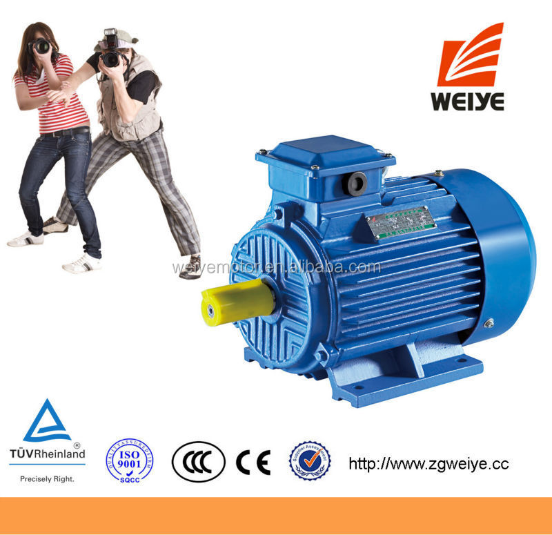 Class F Insulation Class Y2 Three Phase Electric Motors IMB5