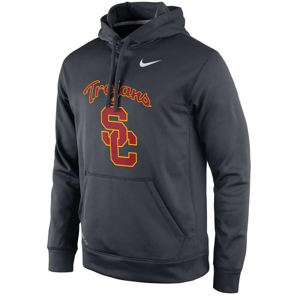 Usc Trojans Performance Practice Hooded Sweatshirt
