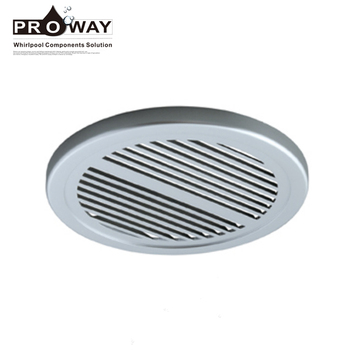 Ventilation Grilles For Cabinets Chrome Finish Bathroom Exhaust Fan Grills