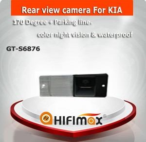 Hifimax Waterproof backup camera for kia sportage/Carens car rear view camera, reversing camera for kia sportage