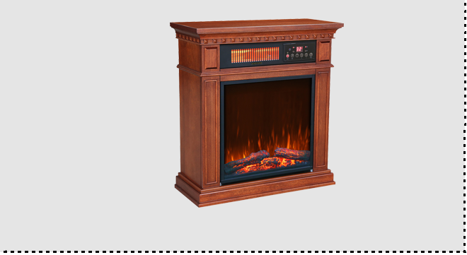 wood mantel infrared firepalce wood mantel infrared fireplace