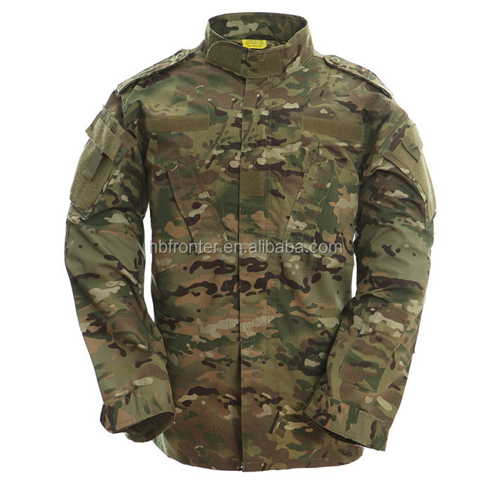 factory stock Multicam Camouflage Uniforms for Army tactical security