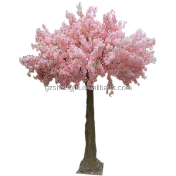 new products home & garden decoration artificial Cherry flower Tree for wedding