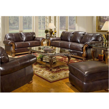 Wooden Carved Sofa Set Designs Of India