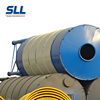 Construction cement silo specification 120 ton steel cement silo price