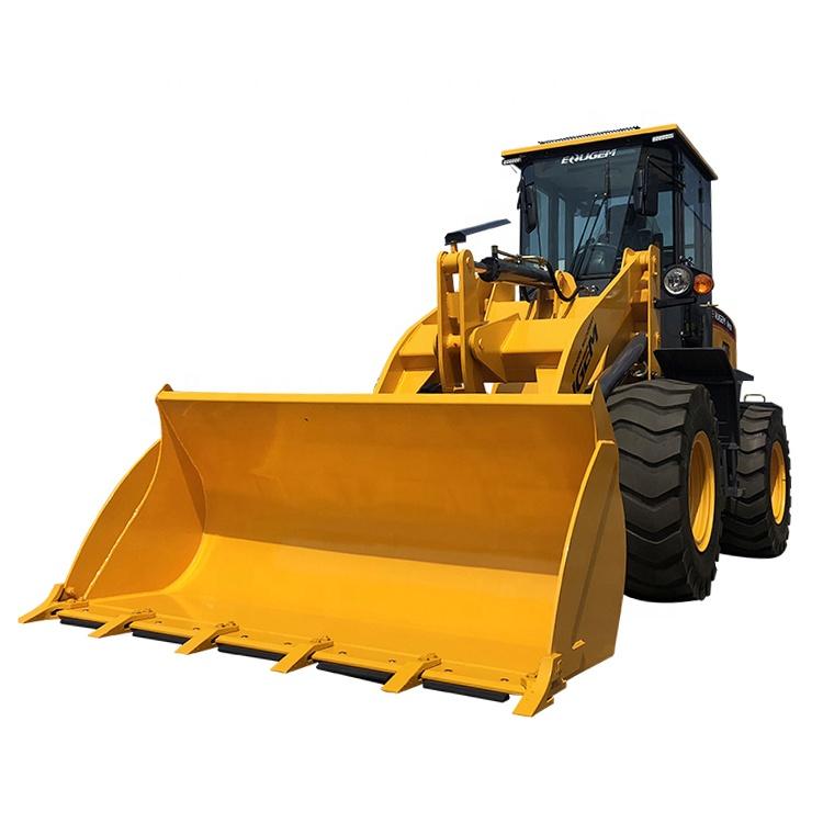 Nova construção da máquina equipamentos pesados zl20 2 ton preço da carregadeira de rodas