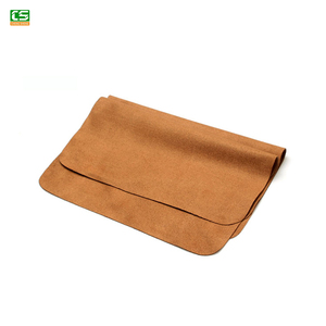 Bulk Custom Embroidery Microfiber Glasses Cleaning Cloth 40X40