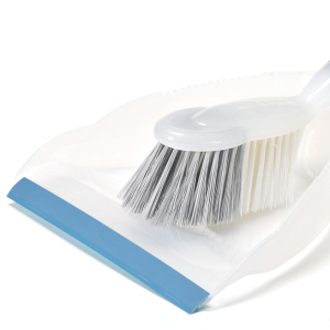 plastic mini dustpan and broom holder and home plastic angle broom with dustpan