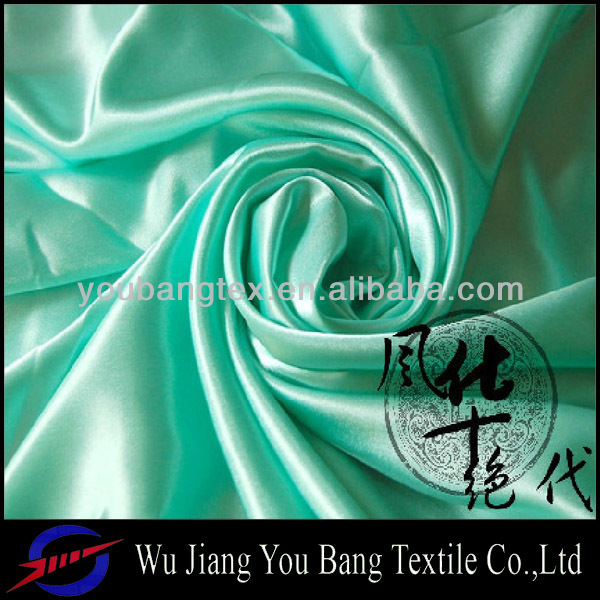 satin fabric headband/ satin fabric/printed satin fabric