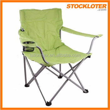 Folding Director Chairs High Seat Beach Chair Stock