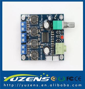 Tpa3118 Digital Mini Audio Power Amplifier Board Dual Track 25w+25w Pbtl -  Buy Tpa3118 Digital Mini Audio Power Amplifier Board,Tpa3118 Board Dual