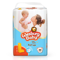 BABY DIAPERS (STOCK)