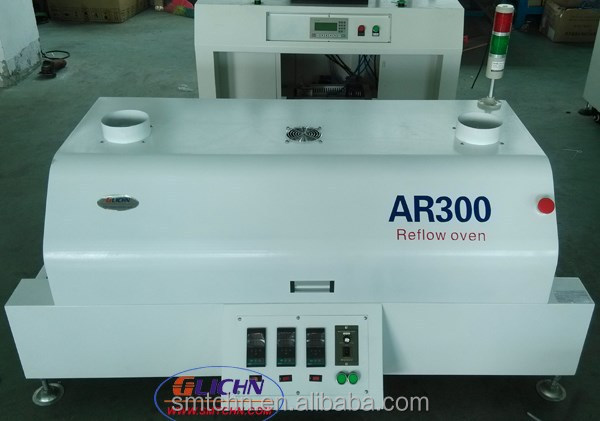 Wholesale Small Reflow Soldering Oven Conveyor Infrared Hot air ...