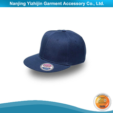 High Quality Hot Sale 100% Cotton Snapback Hats With Logo