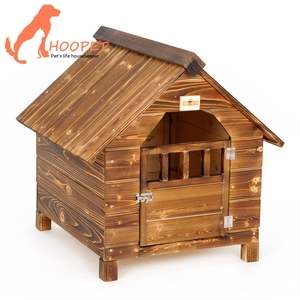 Hot Wooden Pet House Waterproof Wood Furniture Low Price Dog Bed