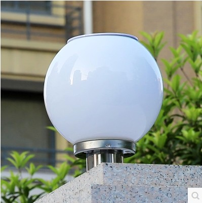Outdoor Solar Lights Super Bright Led Road Spherical Cell
