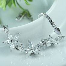 2013 Hot Sell Love Style Alloy Charm Women's Fashion Bracelet