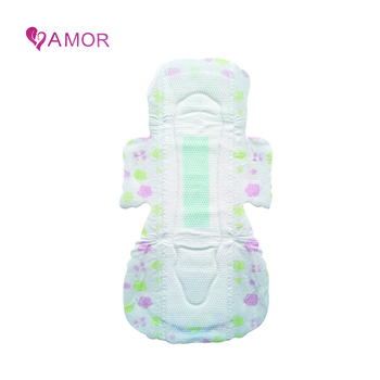 Brand name anion sanitary napkin feel free