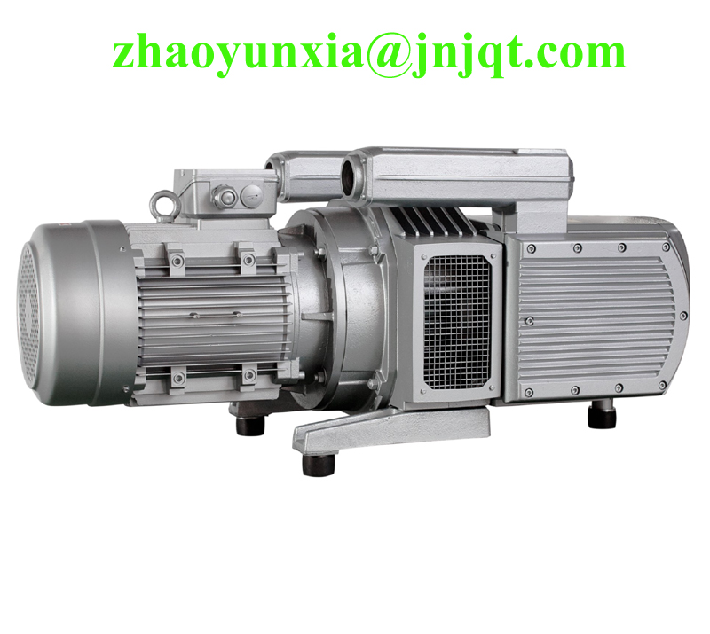 Vacuum pump units for chemical and pharmaceutical industry