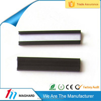 Custom Made Isotropic Rubber Raw Material Of Magnetic Strips