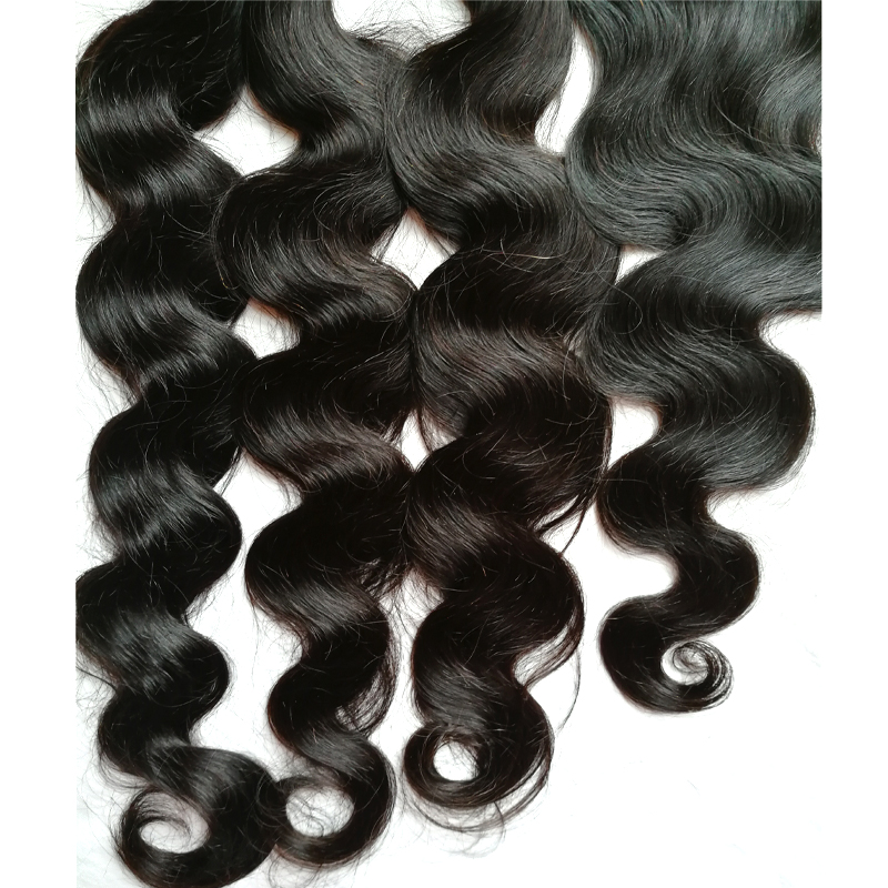 european 40 inches 100 virgin indian hair extensions