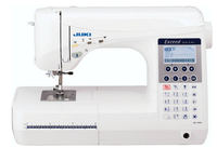 Juki HZL-F400 is exceed quilt and pro machine with 157 sitich patterns.