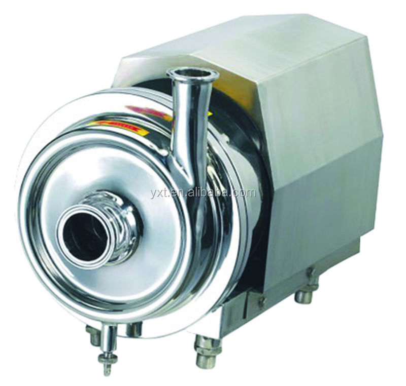 Food Grade Magnetic Drive Centrifugal Pumps.