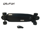 Best motorized canadian deck electric skateboard Zhejiang with dual motor built in battery