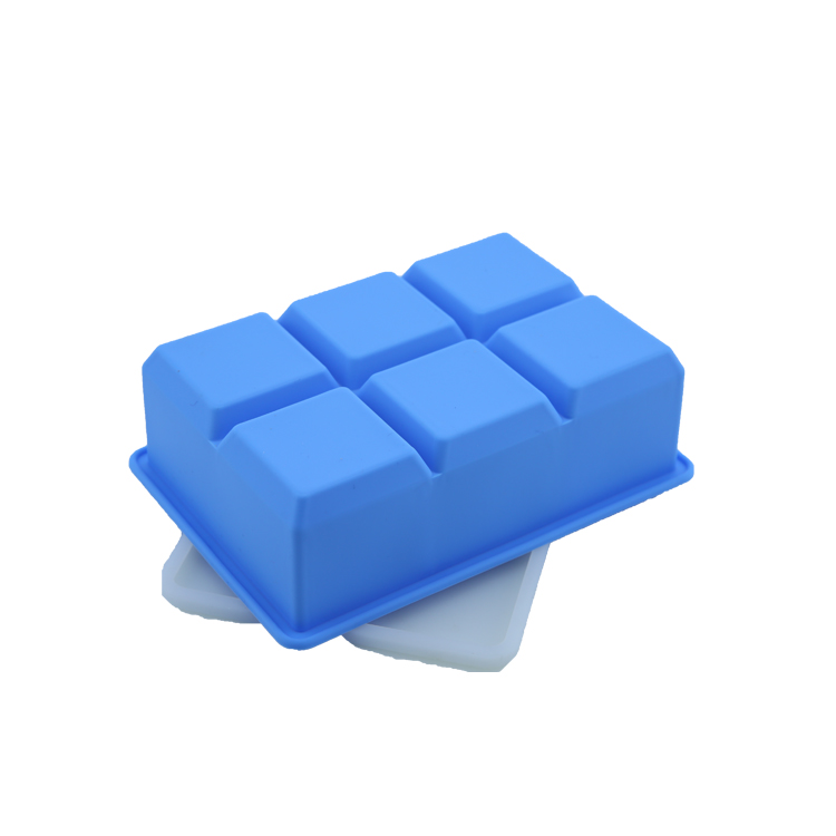 Newest 3d silicone bar soap molds for hotel soap molds