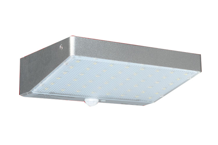 600lm High Brightness Outdoor Security Lamp 48 Led Solar Light ...