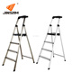 Best selling tray aluminium tank ladders with safety step and handrail