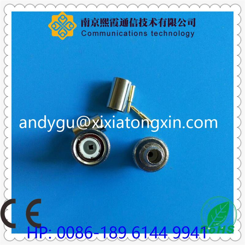 bnc male to f female adapter rf connector XIXIA COMMUNICATION