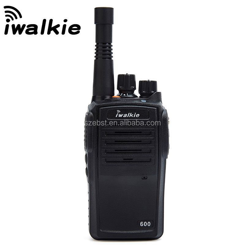 3200mah battery portable WCDMA 3G WIFI Walkie Talkie