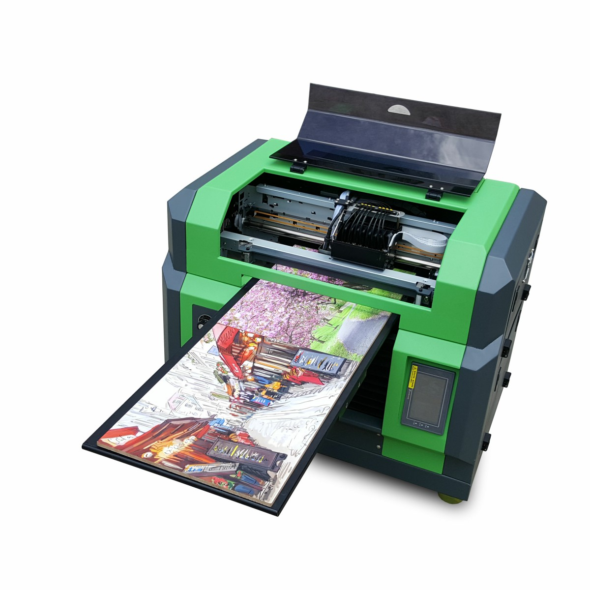 Hot Sales 3360 Dtg Printer 8 Color Digital T-shirt Direct To Garment  Printing Machine - Buy Direct To Garment Printer,T-shirt Printer,Digital  Printing
