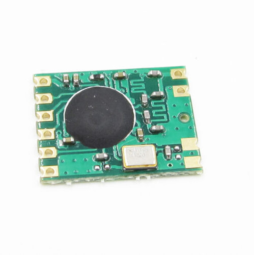 1.8-3.6 V CC2500 IC Draadloze RF 2400 MHZ Transceiver Module SPI ISM Demo Code