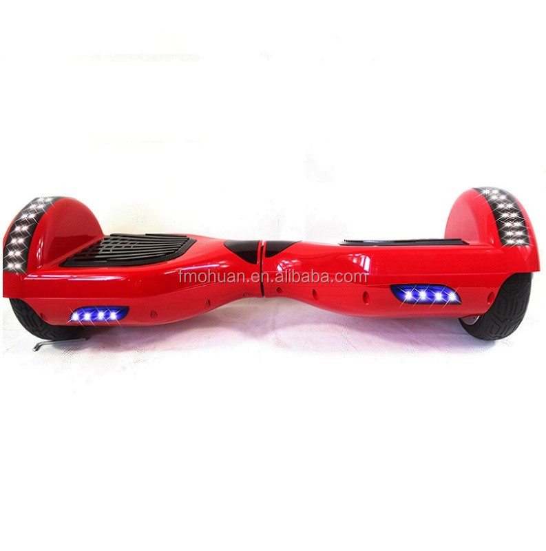 6.5 inch 2 wheel self blancing electric scooter smart wheel hoverboard scooter