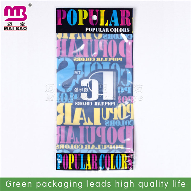 Free sample plastic flexible packaging film for chewing gum