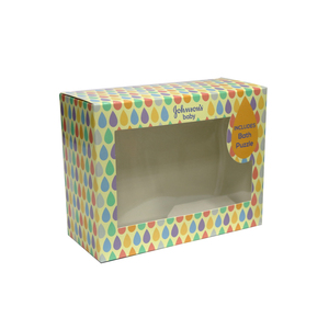 Custom Window Packaging Box for Gift